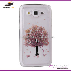 [Somostel] Dry pressed flower cover case natural real flower cell phone case for iphone 6 plus for samsung s6