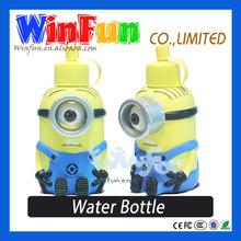 Novelty Drink Bottle Cute Minion Water Bottles