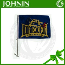 Drexel Dragons car flag for fan sports