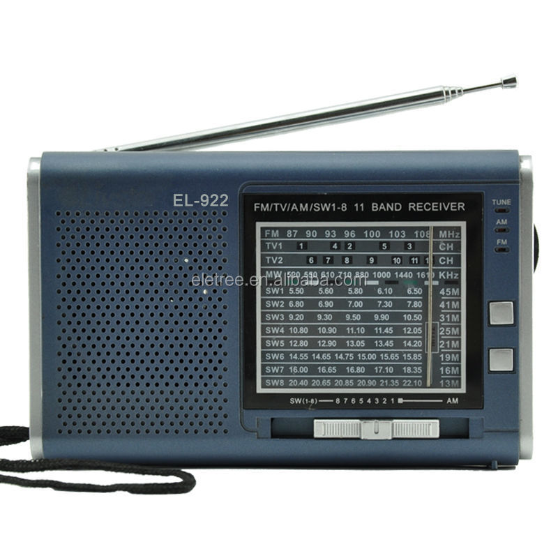 El-921hot venda Mini AM FM SW radio para o presente da promoção