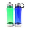 2016 new products tritan outdoor sports joyshaker bottle plastic drinking water bottle with portable strip