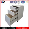 move melamined steel drawers shelf chest storage cabinet