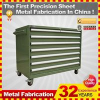 China OEM or customize metal/stainless steel tool cabinet/box for 32 years