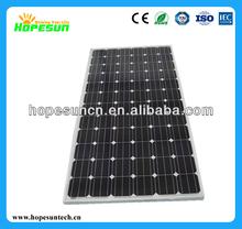Cheap solar panel factory 100W 150W 200W 250W 300W monocrystalline solar panel price