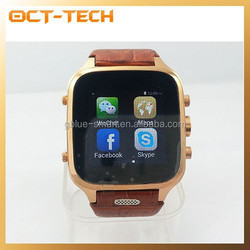 Android watch phone 2015 smart,New 3G WIFI dual core smart watch