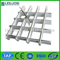 Excellent fireproof aluminum open cell ceiling