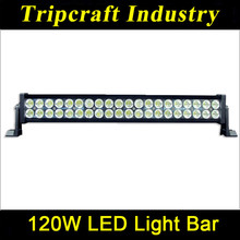 20Inch 120W 12v led truck light bar car led light bar for all vehicles