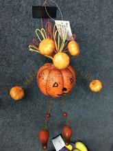 Small pumpkin Halloween decorations