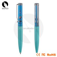 KKPEN customized floater promotional aqua pen plastic liquid pen
