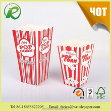 wholesale paper fried chicken bucket for food container