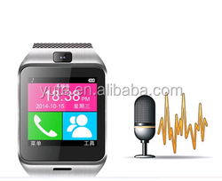 smart watch mobile phone GV18 with NFC GSM Pedometer bluetooth fashion watch mobile phone