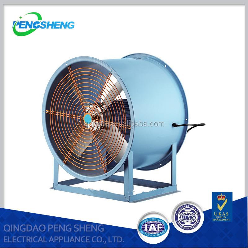 Industrial Axial Flow Fans : Sfg pipeline low noise industrial axial flow ventilation