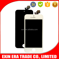 OEM good quality for iphone 5 lcd+touch screen with tools kit