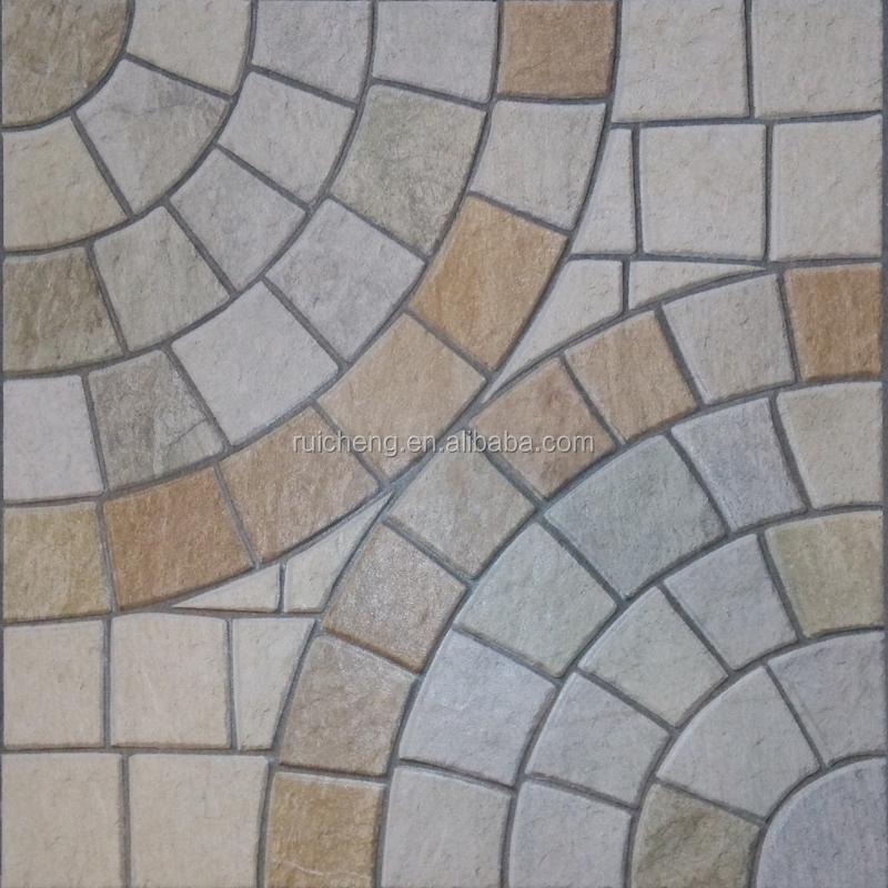 Ruicheng 3d Garden Floor Tiles Yongxin Brand View 3d Garden Floor