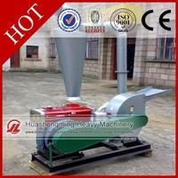 600kg/h Hay Grass Crusher Machine Grass Hammer Mill