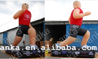 Custom made inflatables, inflatable athlete people model