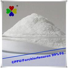 developing fruit plant hormone forchlorfenuron supplier 99%TC 1%SP