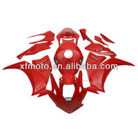 For Honda CBR1000RR CBR 1000 RR 2012 Red ABS Fairing Body work Kit Set