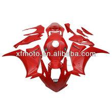 For Honda CBR1000RR CBR 1000 RR 2012 Red ABS Fairing Body work Kit Set