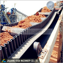 gravel belt conveyor machine, rubber conveyor belt for sand