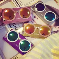 2015 new design dazzle fashion sunglass cell phone case for iPhone case 6 6p
