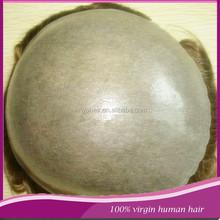 human hair toupee for men Men's wig Men's hairpieces