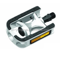 Factory wholesale high precision bmx bike parts bicolor aluminum alloy bike pedal