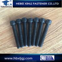 DIN 912 Black Socket Cap Screw Supplier