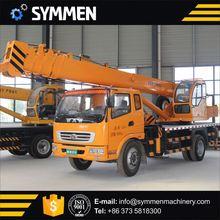 Factory Direct Sales Mobile Crane Price 15 Ton Hydraulic For Sale/Mini Crane With Truck