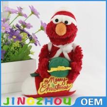 Christmas sock doll toy,plush cartoon doll toy,stuffed animal doll toy