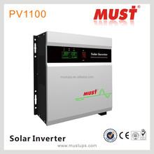 Best price 12v 24v 1000VA 1400VA 2400VA dc to ac high frequency off grid solar power inverter, small power inverter 15A/20A