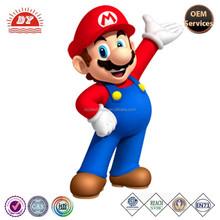 Factory price high quality & low price customized plastic super Mario cartoon action figure