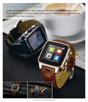 2014 China new gadgets smart watch mobile phone Android 4.2.2 OS support GPS,3MP Camera