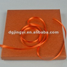 Special bow tie packaging box/scarf packaging box made in China