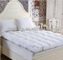 duck down mattress topper