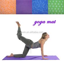 Eco-friendly tpe material excellent slip resistance non-toxic wholesale yoga mats
