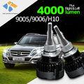 Led luz do carro 9005