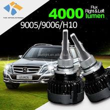 12V 4000lm LED light car 9005
