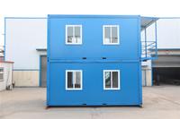 modular real estate economic mobile modular prefab cabin container house for sale