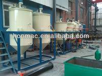 hot sale flax seed oil refinery machine