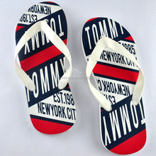 Guangzhou wholesale new summer beach slipper men slipper fashion eva slippers
