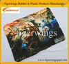 High quality gaming mouse pad desinged/mat mouse
