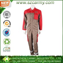 Industrial professional UL and TUV standard reflective cotton fire retardant coverall