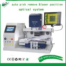 Hot! LCD repair machine BSY-860 automatic BGA repair machine suits all kinds motherboard repair with Panasonic PLC controller
