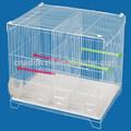 Inteligente de jaulas de pájaros, la cría de aves de la casa, nido de pájaro