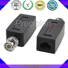Network to Coxial adapter bnc to rj45 connector