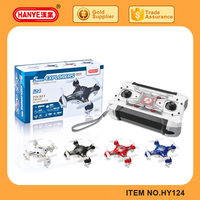RC Toy Mini 4 Channel 6-axis Aircraft, Quadrotor for Sale with USB Line