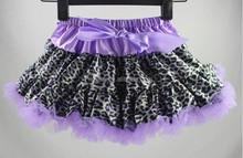 2015 brand new Baby satin Pettiskirt with Ruffle, tutu skirts ,Baby Girl Dancewear hot sale baby girls mini skirt