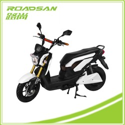 Classical Style Hidden Battery Electric Motorcycle 2000W