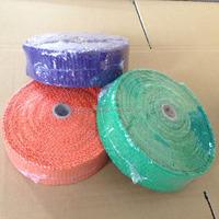 Colored ceramic Exhaust heat Bandage/high temperature themo bandage